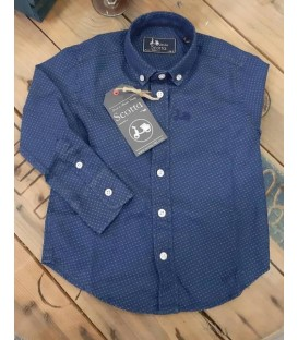 CAMISA STARS DENIM - SCOTTA1985