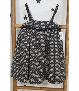 VESTIDO STARRY BLACK - MI TRUCHITA